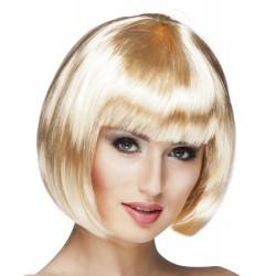 Paruka blond, krátká