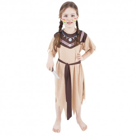 Kostým indiánka - velikost S