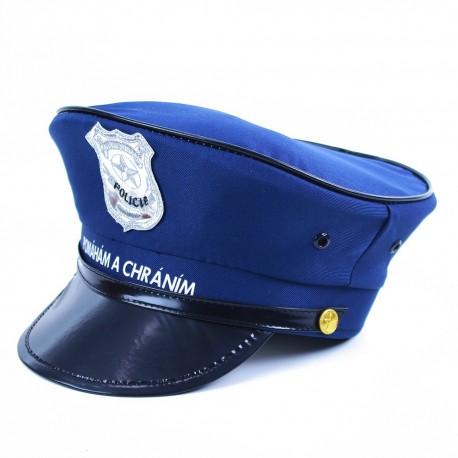 Čepice policejní - dětská