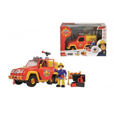 Požárník Sam - hasičské auto Venuše