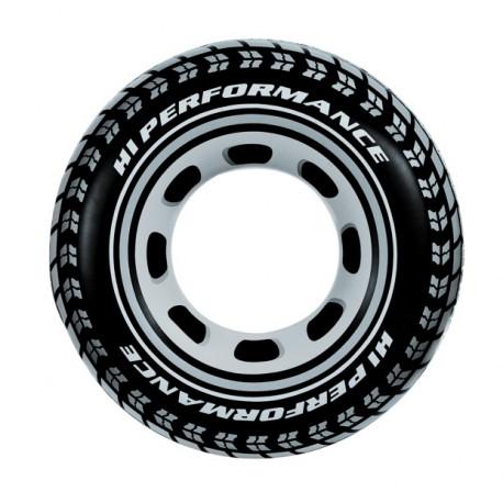 Nafukovací kruh - pneumatika, 91cm
