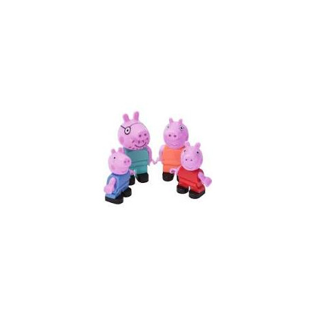 Play big bloxx - Peppa pig figurky