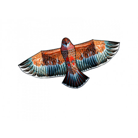 Létající drak orel - nylonový