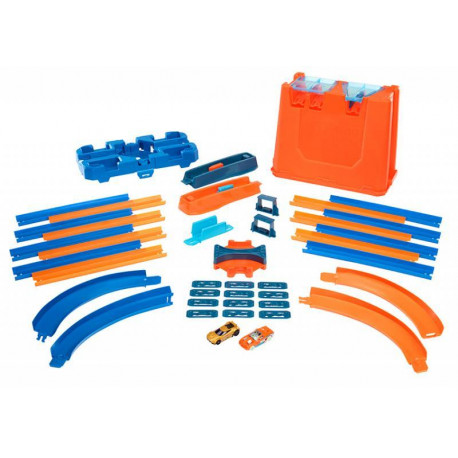 Hot Wheels Track Builder box