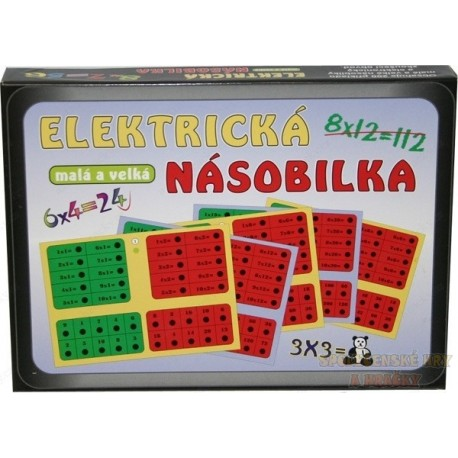 Elektrická násobilka